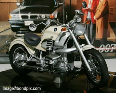 James Bond 007 Toy Vehicles Minichamps Bmw R1200c